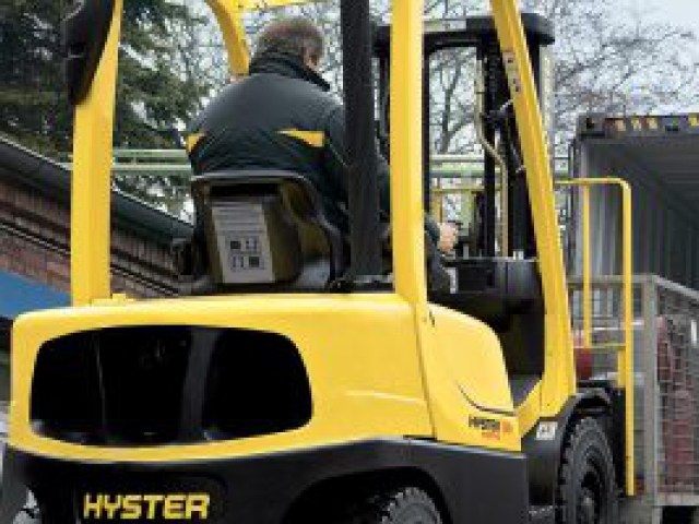 Empilhadeira a combustão Hyster H40-70FT